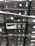 (9) Dell Optiplex Assorted Towers x9