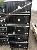 (5) Dell Optiplex Assorted Towers x5