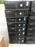 (8) Dell Optiplex Assorted Towers x8