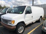 1994 Ford Extended Cargo Van (A03)