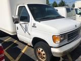 1994 Ford E-350 15ft Box Truck (A06)