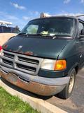 2001 Dodge 2500 Van (A29)