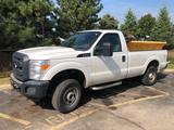 2012 Ford F-250 4x4 Plow Truck (A83) w/ Meyers 8ft Plow (