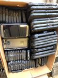Lot of (90) HTC one (m8) Cell Phones w/ Box of Chargers