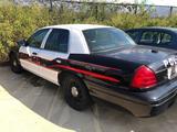 2010 Ford Ctown Victoria Police Car (A69)