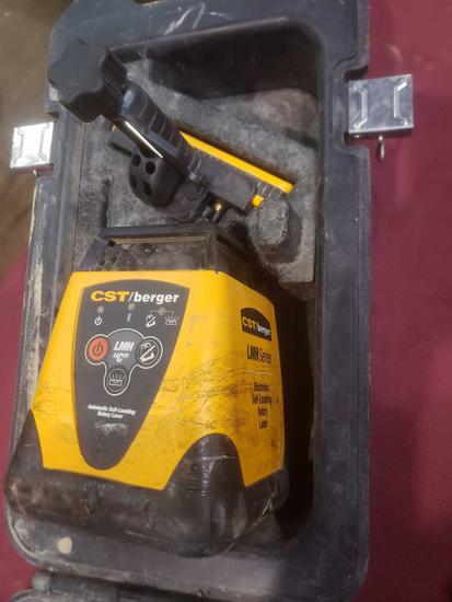 Cst/Berger Automatic Self Leveling Rotory Laser