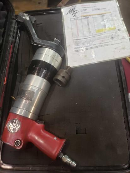MILLENNIUM TORQUE AND TENSIONING Dual Speed Pneumatic Torque Wrench