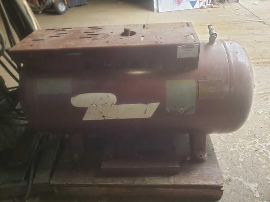 Speedaire 60 Gal air compressor Tank