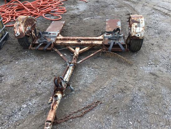 2 wheel car dolly