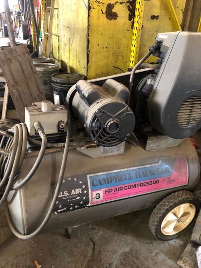 Cambell Hausfeld 3hp Horizontal Air Compressor
