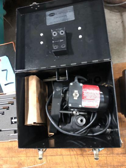 Dumore Tool Post Grinder Serial 8386