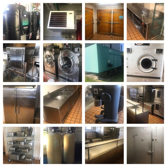 Former Nursing Home Contents & Salvage auction