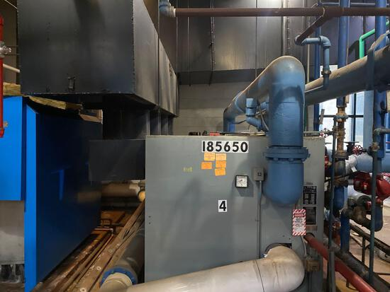 Weil-McLain Commercial Boiler MG3-30