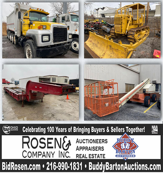 14th Annual Const/Trucks/Trailers/Landscape & MORE
