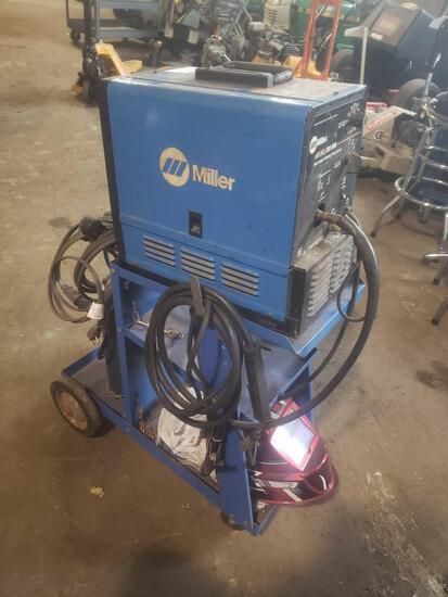 Auto arc 120 mig wire feeder/welding power source