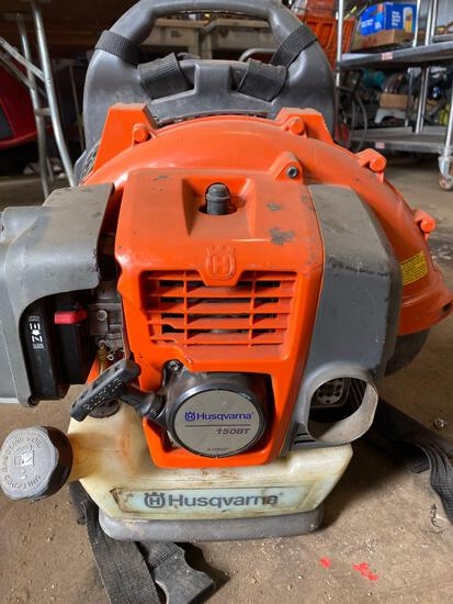 Husqvarna 150BT Backpack Blower