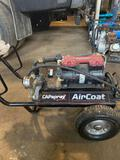 New Capspray Air Coat Air-Assisted Airless Portable Finishing Sprayer