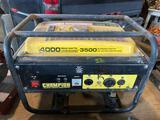 Champion 4000 watt gas generator