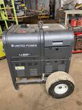 Like New United Power M9500 Generator
