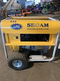 Segam LPG Gas/Propane Generator