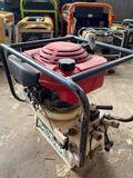 Honda 5.5 hp Hydraulic Generator
