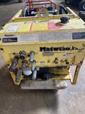 VIDEO ADDED- Matweld Inc Model 00100 Hydraulic Power Unit