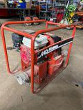 MultiQuip Model 306H 4in Honda Gas Trash Pump