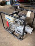 Gentec GE200 6.5 hp 3 in trash pump