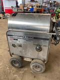 Hydro Tek Stainless Diesel Pressure Washer/Steam Cleaner