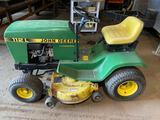 John Deere 112L Hydrostatic Riding Lawn Mower