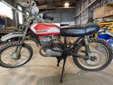 Vintage Suzuki 125 Dirt Bike