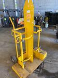 Vestil Co Large Industrial Torch Cart Model CYL-2