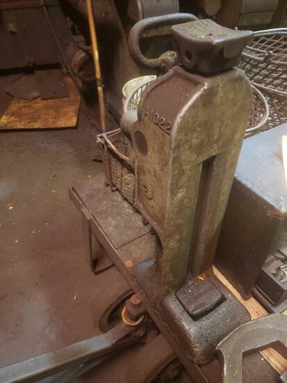 Vintage 10 ton jack