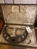 Mitutoyo 11-12 Inch micrometer