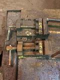 2- Machinist Vices, Large one has 4 inch jaws