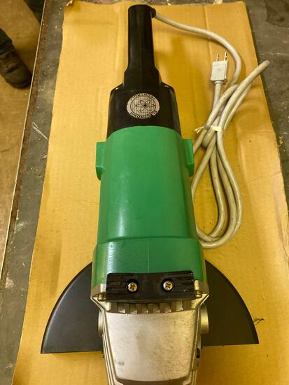 New in Box, Hitachi PDC-230, 9 in Disc Grinder