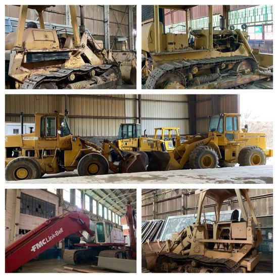 Heavy Equipment & Machinery Auction