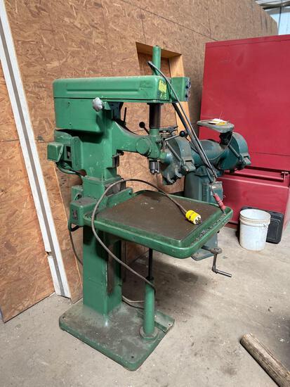Edlund Model 1F7 Drill Press