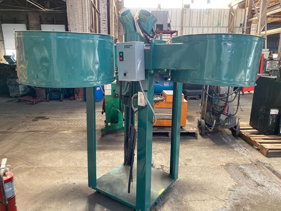 Grizzly Industrial Inc, G0508 10hp-4 port Dust Collector