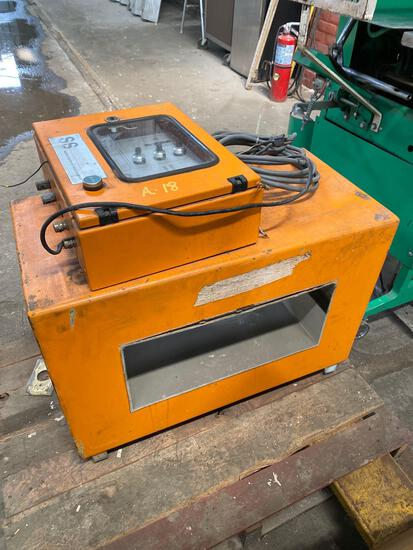S+S Allmetal Detector, 110v
