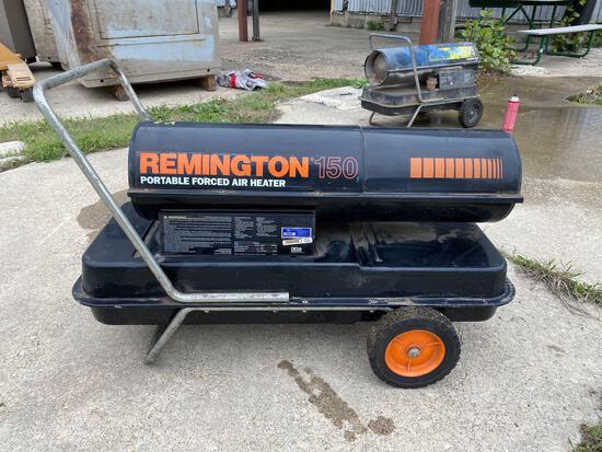 Remington 150k BTU Torpedo Heater