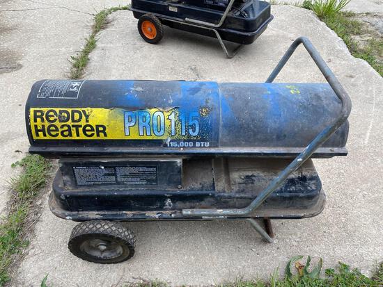 Reddy Heater Pro 115k BTU Torpedo Heater