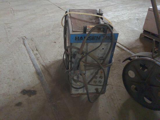 Hansen MIG 2000 Welder
