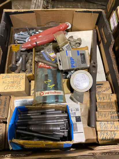 Assorted hardware/tooling
