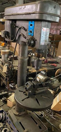 Intergram Machine Tool Heavy Duty 5 speed drill press
