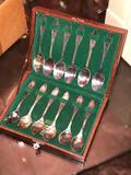 Vintage Russian Spoons
