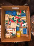 Box of Random Sewing Items