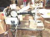 Illinois Delux Sewing Machine