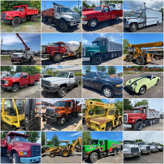 Ohio Comm. Truck/Tractor, Trailer & Heavy Equip.