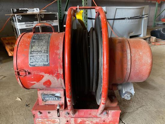 Appleton Reelite Power Hose Reel